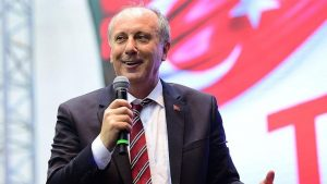 Muharrem İnce Erzurum'da konuştu: Karışma falan yok!