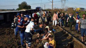 CHP'li Şeker: 'Çorlu tren kazası araştırılsın' önergesine AKP ve MHP'den ret