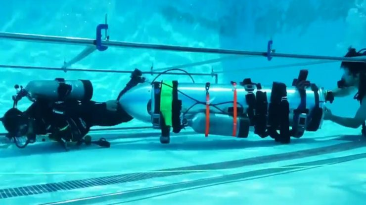 Elon Musk çocuklar için yaptı… Denizaltıyla kurtaracak