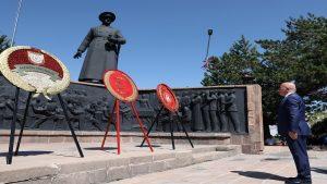 Erzurum Kongresi'nin 99. yıldönümü kutlandı