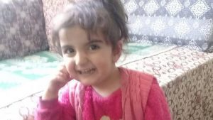 Tokat'ta kaybolan 3 yaşındaki Evrim'in babası gözaltına alındı