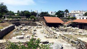 Halikarnas Mozolesi'ni açık hava müzesine dönüştürecek proje tanıtıldı