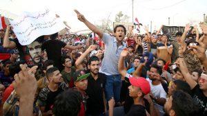 Irak İnsan Hakları Yüksek Komiserliği gösterilerde 14 kişinin öldüğünü açıkladı