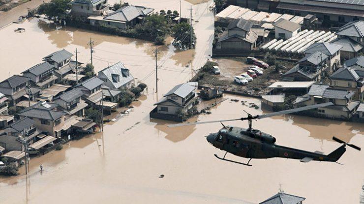 Sel felaketinde ölü sayısı 195'e çıktı…