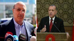 İlhan Kesici, Erdoğan ile Saray'daki görüşmesini Halk TV'ye böyle anlattı