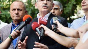 Kılıçdaroğlu'ndan olağanüstü kurultay açıklaması