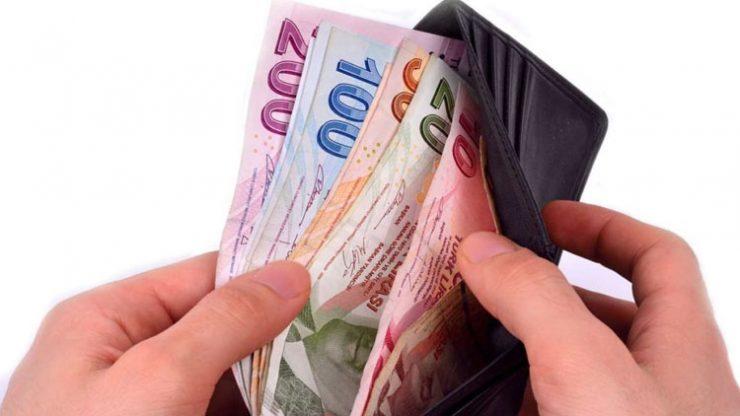Maliye Bakanlığı yeni maaşları açıkladı