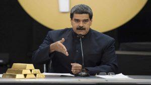 Venezuela altınlarını Türkiye'de işliyor