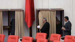 Meclis Başkanı belli oldu
