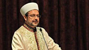 Eski Diyanet İşleri Başkanı Mehmet Görmez FETÖ ile görüştüğü iddialarına cevap verdi