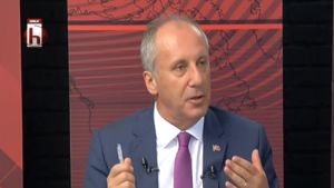 Muharrem İnce'den Halk TV'de çarpıcı açıklamalar