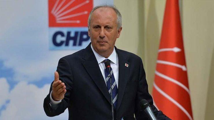 Muharrem İnce'den Erdoğan'a sert çıkış: Bırakın şu dış güç palavralarını