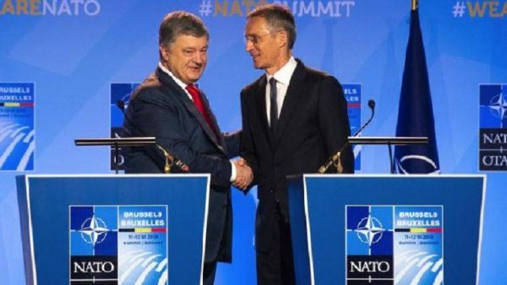 Stoltenberg: NATO Ukrayna'yı desteklemeye devam edecek