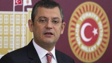 CHP'li Özel'den bedelli açıklaması