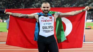 Guliyev bu yıl üçüncü kez 20 saniyenin altına indi