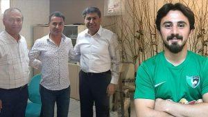 Recep Niyaz imzaladı babası istifa etti!