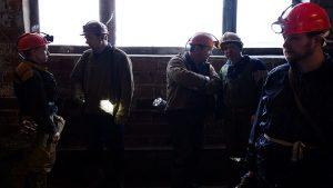 Rusya'da madenciler açlık grevine girdi