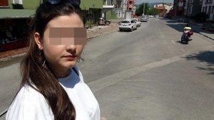 Üniversiteli kıza kabusu yaşattı serbest kaldı