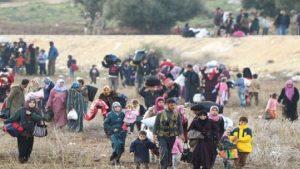 Ramazan Bayramı için ülkesine giden 40 bin Suriyeli dönüş yaptı