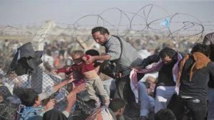 Türkiye'de 3 milyon 570 bin Suriyeli yaşıyor