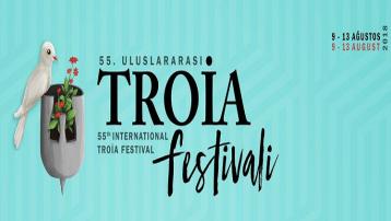Fazıl Say Troia Festivali'nde