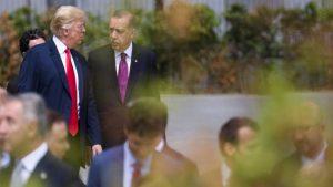 Trump'tan Rahip Brunson Tweet'i! Erdoğan'a seslendi