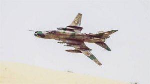 İsrail'in vurduğu Suriye uçağının pilotu öldü