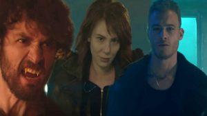 Türkiye'nin ilk vampir dizisi Yaşamayanlar için geri sayım başladı
