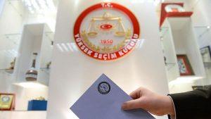 YSK kesin seçim sonuçları açıkladı