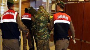 Yunan askerlerin tutukluluklarının devamına karar verildi