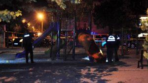 Çocuk parkında dehşet! 2'si çocuk 3 kişi…