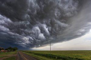 'Fırtına Avcısı' Marko Korosec'ten nefes kesen doğa olayları fotoğrafları