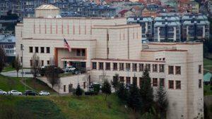 ABD Büyükelçiliği'nden Türkiye açıklaması