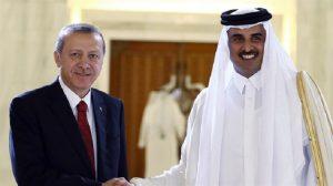 Saray'daki kritik görüşme bitti: Katar'dan yatırım kararı