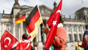 7 ayda 54 Alman Türkiye sınırından geri çevrildi
