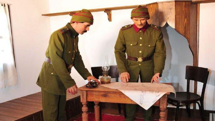 Çanakkale'de restore edilen 'Atatürk Evi Müzesi' ziyarete açıldı