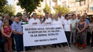CHP'lilerden Cumartesi Anneleri'ne müdahaleye tepki
