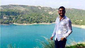 'Sıfır Bir' oyuncusu Deniz Bezek, lokomotif çarpması sonucu hayatını kaybetti