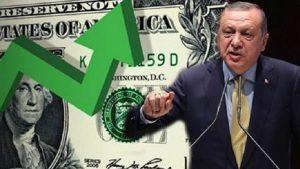 Erdoğan 'TL'ye dönün' dedi, dolar mevduatı patladı