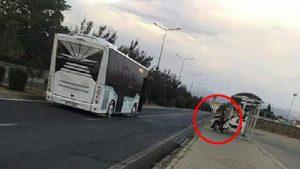 Engelliyi otobüse almayan şoföre 2 bin lira ceza