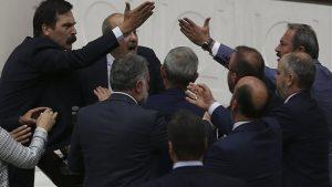 Erkan Baş'a 'Erdoğan'a hakaret'ten soruşturma