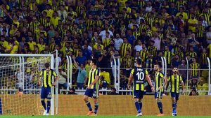 Kadıköy'de Şampiyonlar Ligi'ne erken veda!