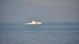 Kuşadası açıklarında göçmen botu battı: 7'si çocuk 9 ölü