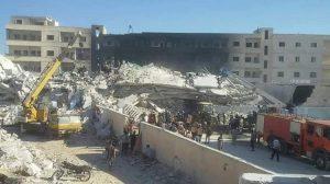 İdlib'de patlama: 30 ölü 45 yaralı
