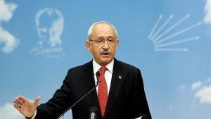 Kılıçdaroğlu Merkez Yönetim Kurulu'nu yeniledi