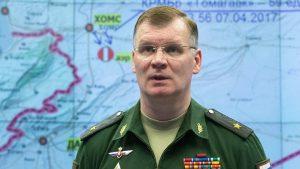 Rusya: Kimyasal saldırı gerçekleştirilmesi planlanıyor