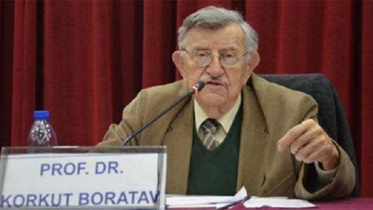 Boratav: Finansal kriz IMF programı ile önlenir