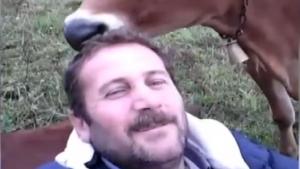 Trabzonlu 'kuaför inek' sosyal medya fenomeni oldu