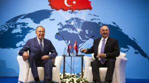 Lavrov: ABD'nin yaptırımları gayrimeşru