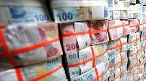 Merkezi yönetim borç stoku Temmuz'da 1 trilyon lirayı aştı
